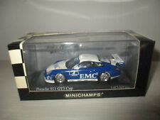 PORSCHE 911 GT3 CUP CARRERA 2004 MINICHAMPS 400 046204 SCALA 1:43