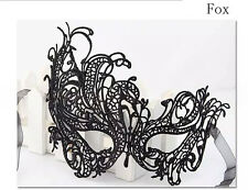 Halloween prom  soft Hollow Mesh surface mask get together Performance Props