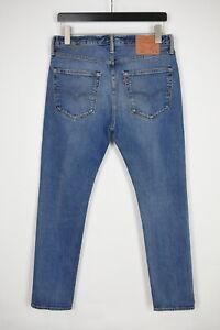 Levi Strauss & Co.501 S Homme W32/L30 Droit Décoloré Effet Jean 36758-GS