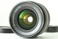 【NEAR MINT】 CONTAX Carl Zeiss Distagon 28mm F2.8 T* AEJ MF Lens from JAPAN
