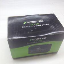 Enercell 12V 12AH Sealed Lead-Acid Battery