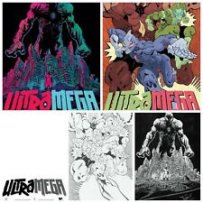 Ultramega by James Harren #1 A B C Variant Set 1:5 1:10 Incentive Options NM