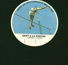 Etiquette de Fromage  Intercalaire Fromagerie Bel  Saut à la Perche   N°118