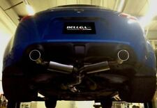 Beluga Racing Performance Resonated Exhaust for Nissan 370Z Z34 09-17 VQ37VHR