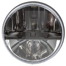 "Truck Lite 27270C 7"" Round, LED, 12-24V Motorcycle Headlight"
