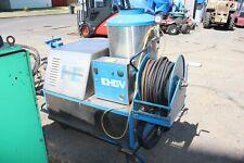 Hydro Blaster Model He 53000ehgv Hot Water Pressure Washer 10hp 460v 3ph Lpgas