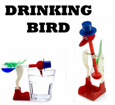 Dippy Water Drinking Bird Dipping Bobbing Classic Toy Novelty