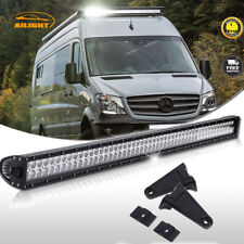 "52"" 300W LED Work Light Bar Combo Beam For Mercedes Benz Sprinter/Van Camper 50"""