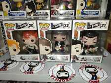 Funko Pop Sex Pistols Steve Jones 32/ Johnny Rotten 20/ Sid Vicious 21 punk rock