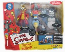 Playmates Toys Springfield Cemetery - Treehouse of Horror - Ned, Bart, Burns, Homer Action Figure