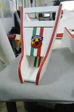 """Tunnel Porta Radio ITALIA tappezzeria auto no fodere Fiat 500 F""""L""""R"""" IN ECOPEL"""