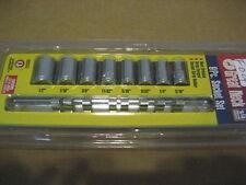 GreatNeck 914SA 9PC SAE Socket 5 SETS (FS024-5)