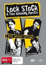 Lock, Stock And Two Smoking Barrels (DVD, 2006, 2-Disc Set)