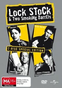 Lock, Stock And Two Smoking Barrels BRAND NEW