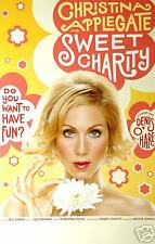 Sweet Charity Revival Window Card-Christina Applegate