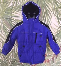 Kids Protection System Winter Coat With iPod/Phone Pocket Size 6 Exc Cond