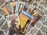 HUGE Walking Dead Comic Collection Includes Key Issues CGC 9.8