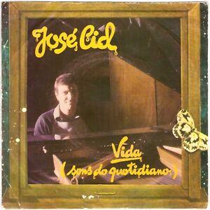 """JOSE CID Vida (Sons Do Quotidiano) 7"""" EP Top 1970s Portugal Prog Rock, josé"""