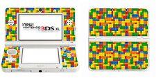 LEGO mattoni Vinile Autoadesivo per Nintendo 3DS XL (con C STICK) 3dsxl2
