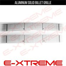BILLET GRILLE GRILL FOR CHEVY C/K PICKUP 88-93 UPPER(18 BARS)