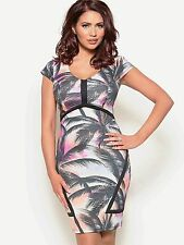 Lipsy V Neck Stretch, Bodycon Party Dresses