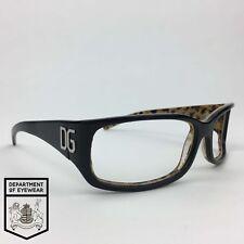 f49800f57d DOLCE   GABBANA eyeglass BLACK + PATTERN INSIDE frame MOD  DG6435