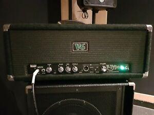 Trace Elliot V6 all valve 400w Bass Amp RARE!!