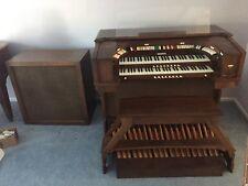 Allen Digital Computer Theater Organ with Matching cabinet Speaker