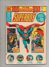 DC 100 Page Super Spectacular #15 - Superboy Aquaman & Aqualad (Grade 7.0) 1973