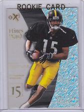 HINES WARD ROOKIE CARD 1998 Skybox EX 2000 Football PITTSBURGH STEELERS NFL RC
