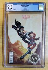 Avengers Arena #2 CGC 9.8 Michael Avon Oeming 1:50 Variant Marvel 2013 X-23