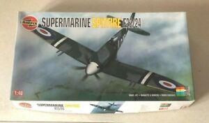 Airfix 1/48 Supermarine Spitfire F.22/24