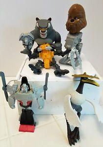 McDonalds Happy Meal Toys 2008 Lego Bionicle Star Wars Kung Fu Panda LOT OF 5
