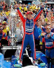 Takuma Sato 2017 INDIANAPOLIS INDY 500 WINNER 8x10 PHOTO