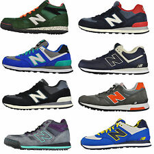 30 colores new balance ml574 ml565 LMR 996 WL 574 h754 h710 caballeros mujeres zapatos
