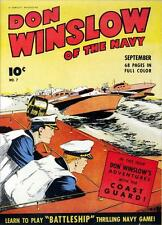 Don Winslow of the Navy #7 Photocopy Comic Book