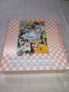 OVA Tenchi Muyo! Vol.1 to Extra edition 14 Laserdiscs w/OBI and w/Storage box