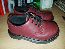 Dr Martens Infant Boys Shoes Size uk5 us6 eu21.5