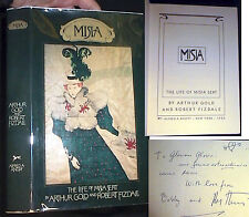 1980 LIFE OF MISIA SERT AUTHORS INSCRIBED SIGNED PARIS SOCIAL HISTORY FRANCE
