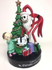 """Tim Burton's The Nightmare Before Christmas Jack Skellington Figure Scene 7""""H"""
