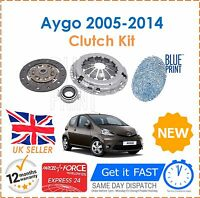 For Toyota Aygo 1.0i 2005-2014 Modified Uprated 3 Piece Clutch Kit BUEPRINT New