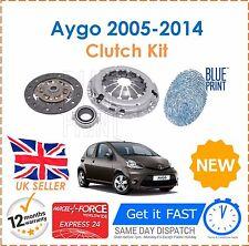 For Toyota Aygo 1.0i 2005-2014 Modified Uprated 3 Piece Clutch Kit BUEPRINT New