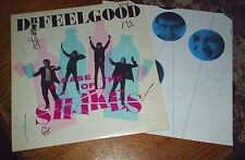 Case Of The Shakes by Dr. Feelgood Live LP 33RPM 1980