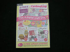 Complete Cardmaking Card CD 4 Digi Kits 2 Crafters Companion Design Sets NITWITS