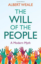 Albert Weale-Will Of The People (UK IMPORT) BOOK NEW
