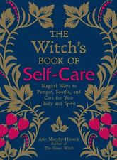 The Witch's Book of Self-Care by Arin Murphy-Hiscock (2018,Hardcover)