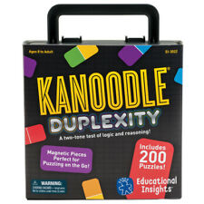Educational Insights Kanoodle Duplexity Puzzle Game EI-3022 NEW