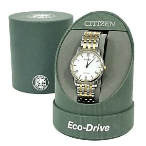 Citizen Stiletto Eco-Drive Men's Watch