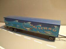 Faller HAI Show Haishow Haifisch 2Achs Anhänger Trailer Kirmes Schaustellerwagen