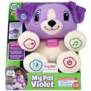 My Puppy Pal Violet LeapFrog TN8081495K002 from Tates Toyworld